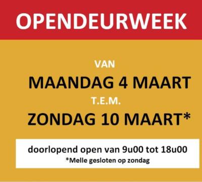 opendeurweek