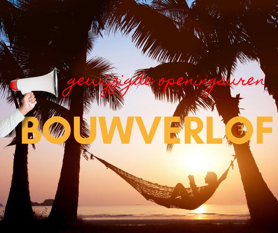 Bouwverlof 2021